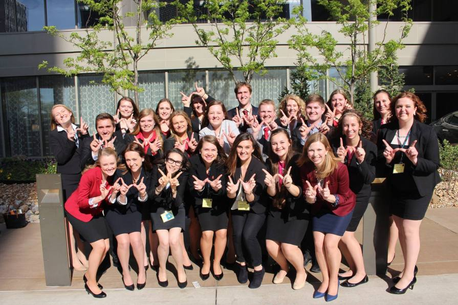 The UW-Madison NAMA Marketing Team.